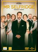 Mr. Selfridge: Sæson 3  -  3 Disc)