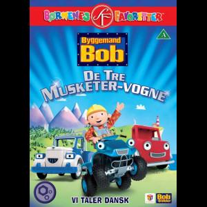 Byggemand Bob: De tre Musketer-vogne