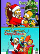 The Simpsons: Christmas With The Simpsons + The Simpsons: Christmas 2 (2 film)
