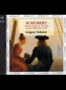 c1555 Schubert, Grigory Sokolov: Sonata In G Major, Op.78, D894 • Sonata In B Flat Major, D 960