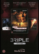 3RIPLE Movies - vol. 20 (Rules Of Engagement...)