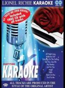 Karaoke: Lionel Richie Sange (dvd + cd)