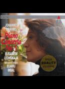 c1692 Johannes Brahms, Elisabeth Leonskaja, Philharmonia Orchestra, Eliahu Inbal: Piano Concerto No. 1