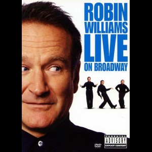 Robin Williams: Live On Broadway (KUN ENGELSKE UNDERTEKSTER)