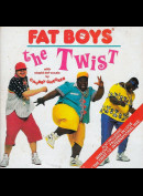 c1838 Fat Boys With Stupid Def Vocals By Chubby Checker: The Twist