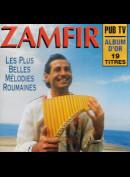 c1867 Zamfir: Les Plus Belles Mélodies Roumaines