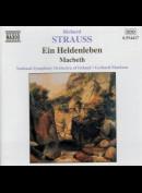 c2053 Richard Strauss: Staatskapelle Dresden, Rudolf Kempe, Peter Mirring – Ein Heldenleben / Macbeth
