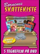 Børnenes Skattekiste (5 Tegnefilm)