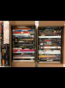 Pakke Nr. 2 Med 50 Blandede DVD Film (Se på billedet præcis hvilke)