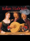 c2073 The Amaryllis Consort: Italian Madrigals
