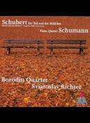 c2090 Borodin Quartet, Sviatoslav Richter, Schubert, Schumann:Der Tod Und Das Madchen/Piano Quintet