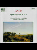 c2091 Gad: Symfonier nr. 3 & 5