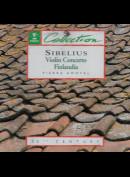 c2186 Sibelius: Violin Concerto/Finlandia