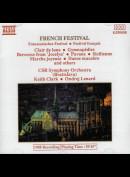 c2187 Keith Clark, Ondrej Lenárd, Slovak Radio Symphony Orchestra: French Festival
