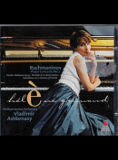 c2210 Rachmaninov: Hélène Grimaud, Philharmonia Orchestra, Vladimir Ashkenazy – Piano Concerto No. 2