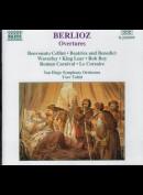 c2289 Berlioz, Yoav Talmi, San Diego Symphony: Overtures