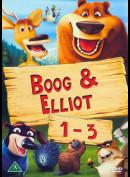 Boog & Elliot 1-3 (3 film)