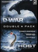 D-War + The Host (2 Film)