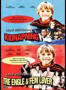 Lille Bertram: Kidnapning + Lille Bertram: Tre Engle & Fem Løver (2 Film)