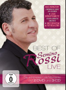 Semino Rossi: Best Of Live (2 DVD + 3 CD)