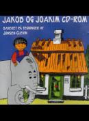 c3517 Jakob Og Joakim CD-Rom: Baseret På Tegninger Af Jørgen Clevin