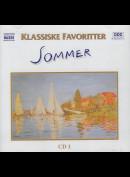 c3650 Klassiske Favoritter: Sommer CD1