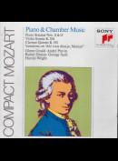 c3702 Mozart: Piano & Chamber Music