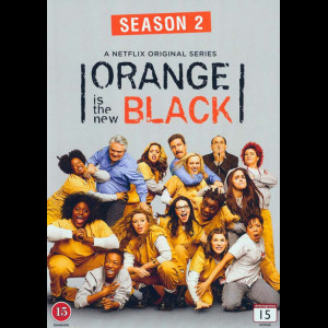 Orange Is The New Black: Sæson 2