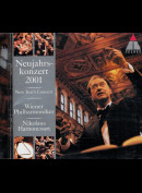 c3816 Wiener Philharmoniker, Nikolaus Harnoncourt: Neujahrskonzert 2001: New Year's Concert