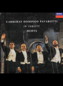 c3831 Carreras, Domingo, Pavarotti, Mehta: In Concert
