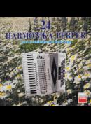 c3937 24 Harmonika Perler