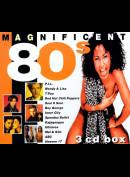 c4006 Magnificent 80's 3-disc