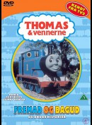 Thomas & Vennerne: Fremad & Bagud