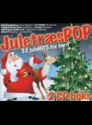 c4060 Juletræspop: 32 Julehits For Børn 2-disc