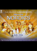 c4181 The Greatest Eurovision Hits: Best Of The Nordics 3-disc