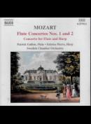 c4190 Flute Concertos Nos. 1 and 2 / Concerto for Flute and Harp