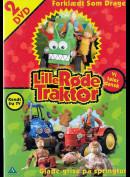 Lille Røde Traktor: Forklædt Som Traktor, Glade Grise På Springtur