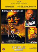 187 / Paper Bullets / Love And Action In Chicago Boks 3-disc