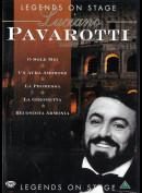 Luciono Pavarotti: Legends On Stage