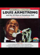 c4333 Louis Armstrong And The All Stars: Louis Armstrong And The All Stars At Symphony Hall