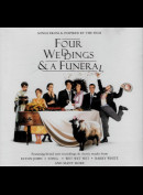 c4344 Four Weddings And A Funeral (Songs From And Inspired By The Film)