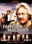 Familien Macahan: sæson 5
