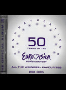 c4763 Congratulations: 50 Years Of The Eurovision Song Contest (All The Winners + Favourites 1981 2005) 2-Disk