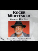 c5402 Roger Whittaker: Greatest Hits Live  2-disc