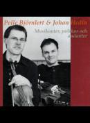 c5483 Pelle Björnlert, Johan Hedin: Musikanter, Polskor Och Andanter