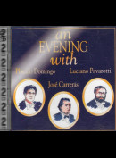c5517 An Evening With: Placido Domingo, Luciano Pavarotti, José Carreras