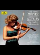 c5634 Anne-Sophie Mutter, Herbert von Karajan: Great Violin Concertos