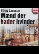 c5717 Stieg Larsson: Mænd Der Hader Kvinder (Lydbog)
