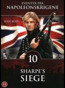 Sharpe          10: Sharpes Siege (1996)