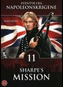 Sharpe 11: Sharpes Mission (1996)